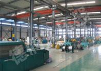 山西s11油浸式变压器生产线